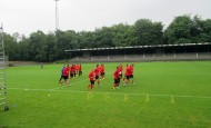 Trainen in FCW